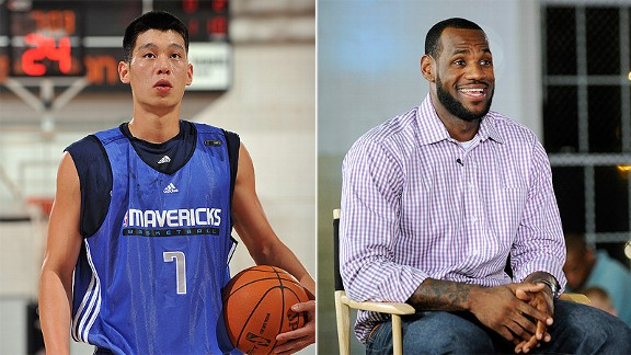 LeBron James/Jeremy Lin