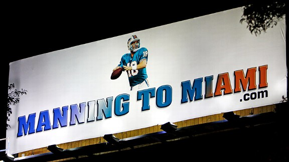 Manning Billboard