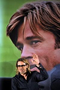 Brad Pitt, Moneyball