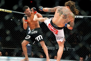 Anthony Pettis & Clay Guida