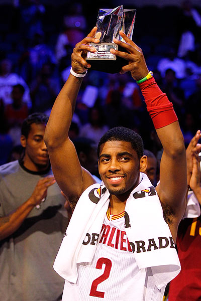Kyrie Irving leads Team Chuck to Rising Stars game winKyrie Irving Sage