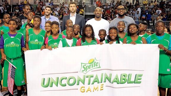 NBA Sprite Event