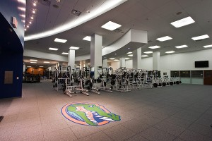 Florida weightroom