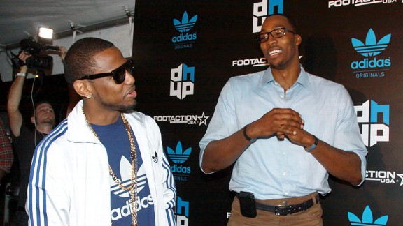 Fabolous was one of the many guests at Dwight Howard's bash -- the place to be this All-Star weekend.