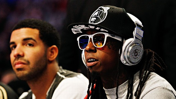 bd57c1900 Lil Wayne wears  1 million Beats at All-Star Game - Page 2 - ESPN