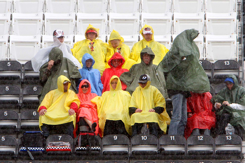 Rain fans