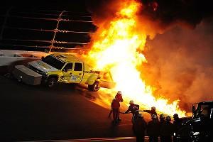 Daytona Fire