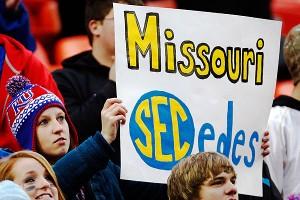 Missouri, SEC