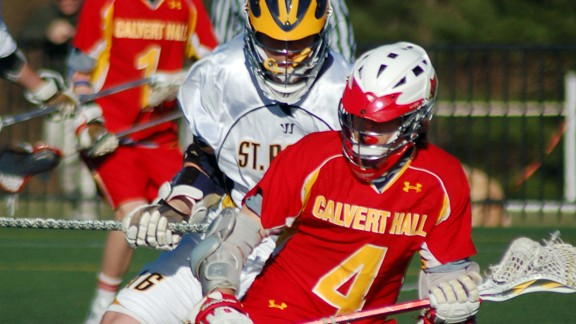Ryan Brown, Calvert Hall