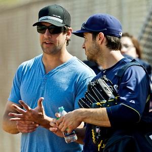 Ryan Braun, Aaron Rodgers