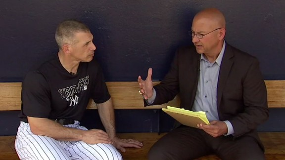Joe Girardi and Terry Francona