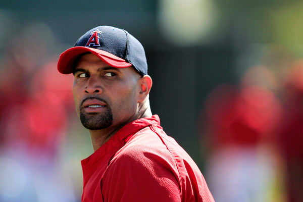 Pujols Hits New Low