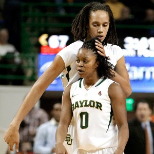 Brittney Griner and Odyssey Sims