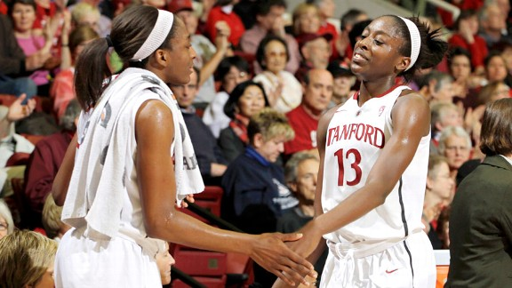 Chiney Ogwumike and Nnemkadi Ogwumike