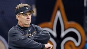 New Orleans Saints defensive coordinator Greg Williams