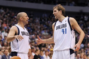 Jason Kidd, Dirk Nowitzki