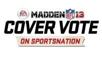 Madden 13 Cover Vote