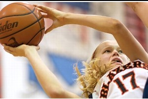 Gatorade POY, Brittany McPhee, girls, Mount Rainier, Washington
