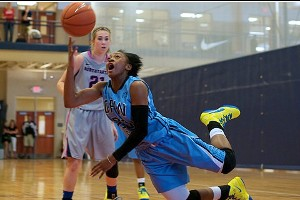 Gatorade POY, girls, Courtney Walker, Oklahoma, Edmond Santa Fe