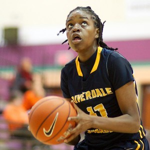 Jonquel Jones, Riverdale Baptist School, Maryland, girls, Gatorade POY