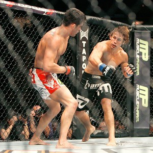 Urijah Faber and Dominick Cruz
