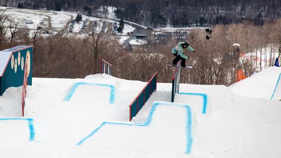 U.S. Open slopestyle