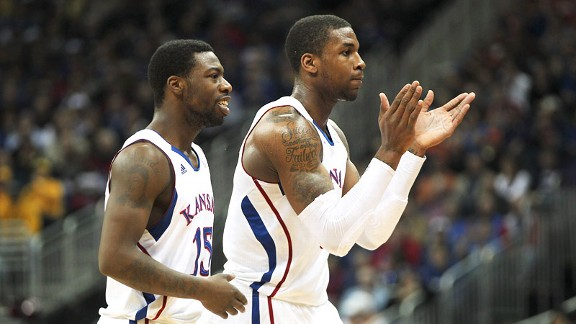 Elijah Johnson and Thomas Robinson