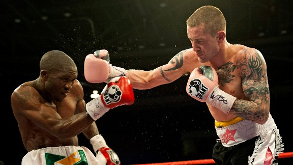 Paulus Moses, Ricky Burns