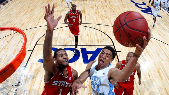 James Michael McAdoo, Richard Howell