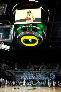 Oregon Scoreboard
