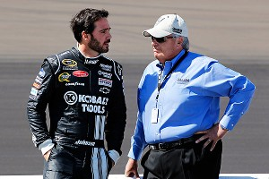 Hendrick/Johnson