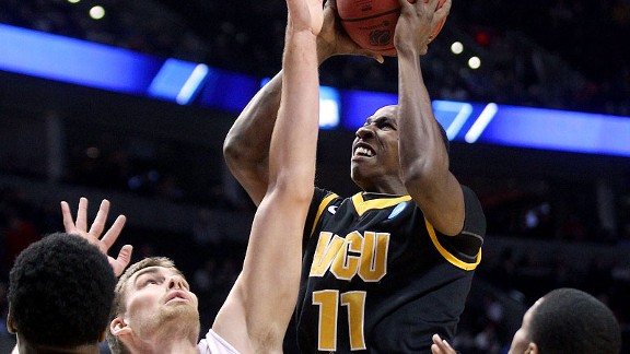 Senior guard Rob Brandenberg is solid on both the defensive and offensive end for VCU.