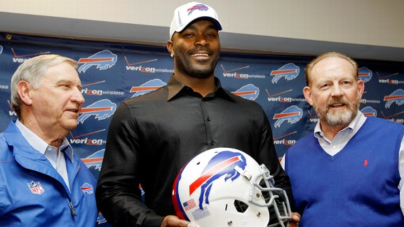 Mario Williams, Chan Gailey, Buddy Nix