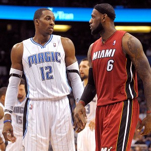 Dwight Howard/Lebron James