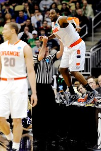 Syracuse's Scoop Jardine