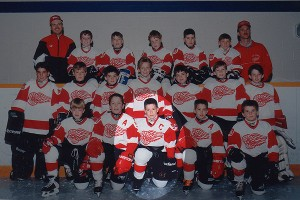 Cole Harbour Wings,1995-96