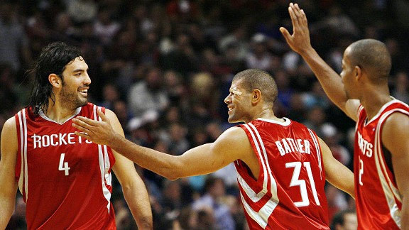 Luis Scola/Shane Battier