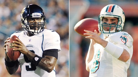 David Garrard-Matt Moore