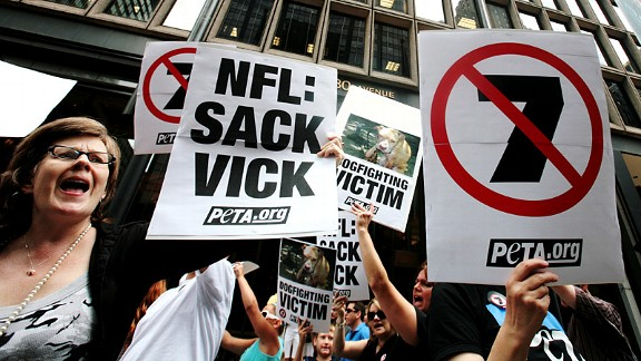 Vick Dogfighting