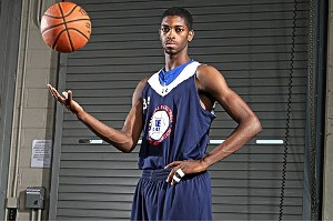 Amile Jefferson, boys, Pennsylvania, Friends' Central School, Gatorade POY