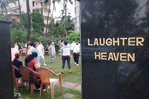 Laugh Yoga