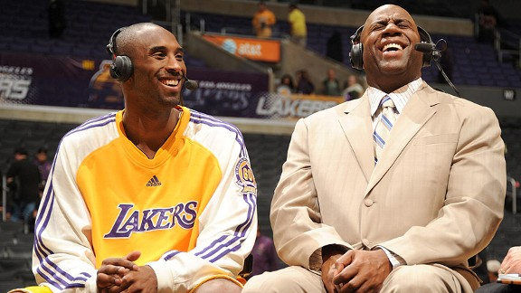 Kobe Bryant/Magic Johnson