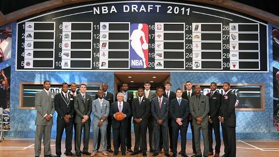 2011 NBA Draft class
