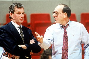 Jim Calhoun, Jim Boeheim