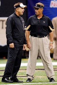 Sean Payton & Gregg Williams