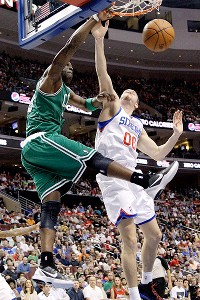 Boston Celtics absorb another scary blow as Mickael Pietrus suffers