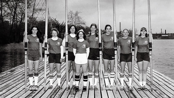 Yale Crew Team (1976)