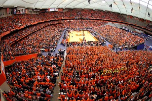 Carrier Dome in Syracuse