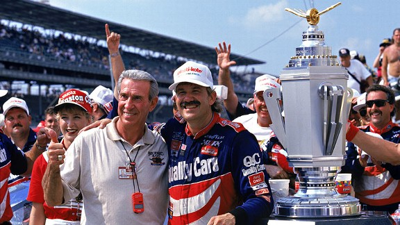 Ned & Dale Jarrett