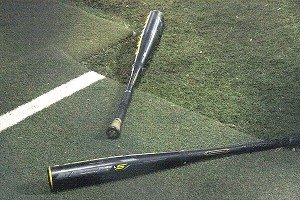 High School baseball bats